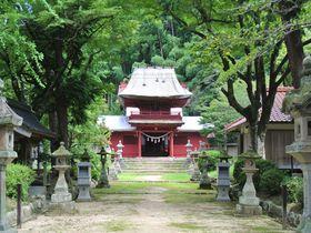 社殿に馬場も!島根県津和野「鷲原八幡宮」で貴重な施設を見学!