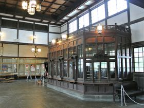 レトロな雰囲気が堪らない!島根「旧大社駅」超オシャレな駅舎