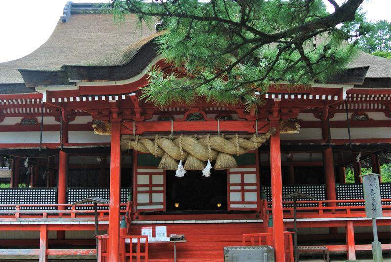 神話の聖地出雲に佇む豪華な社殿は必見!島根「日御碕神社」
