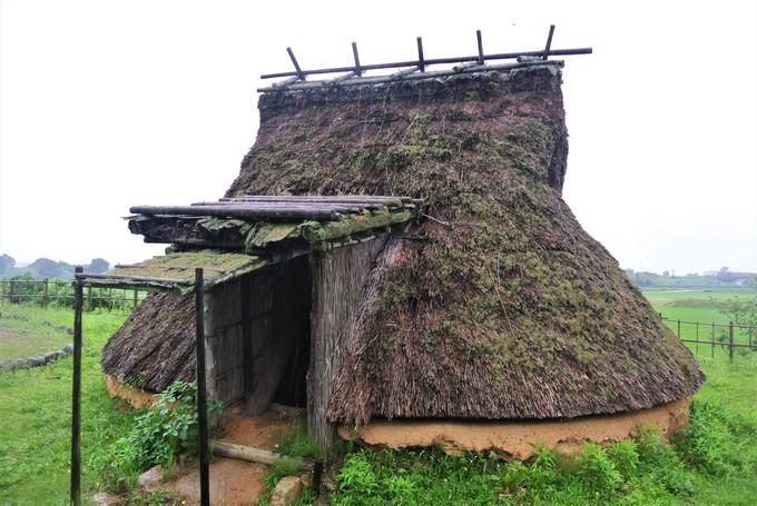 古代の巨大な権力を有した豪族の遺跡