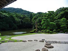 島根「康国寺」世界で認められた出雲流庭園は必見!