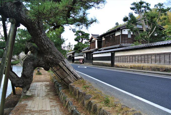 江戸時代の雰囲気を体感できるスポット