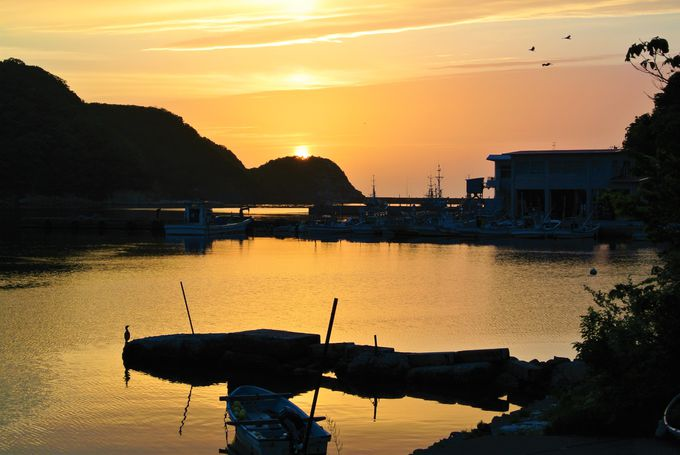 歴史ロマンに溢れる港町