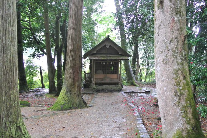 スサノオノミコトの魂を祀る神社