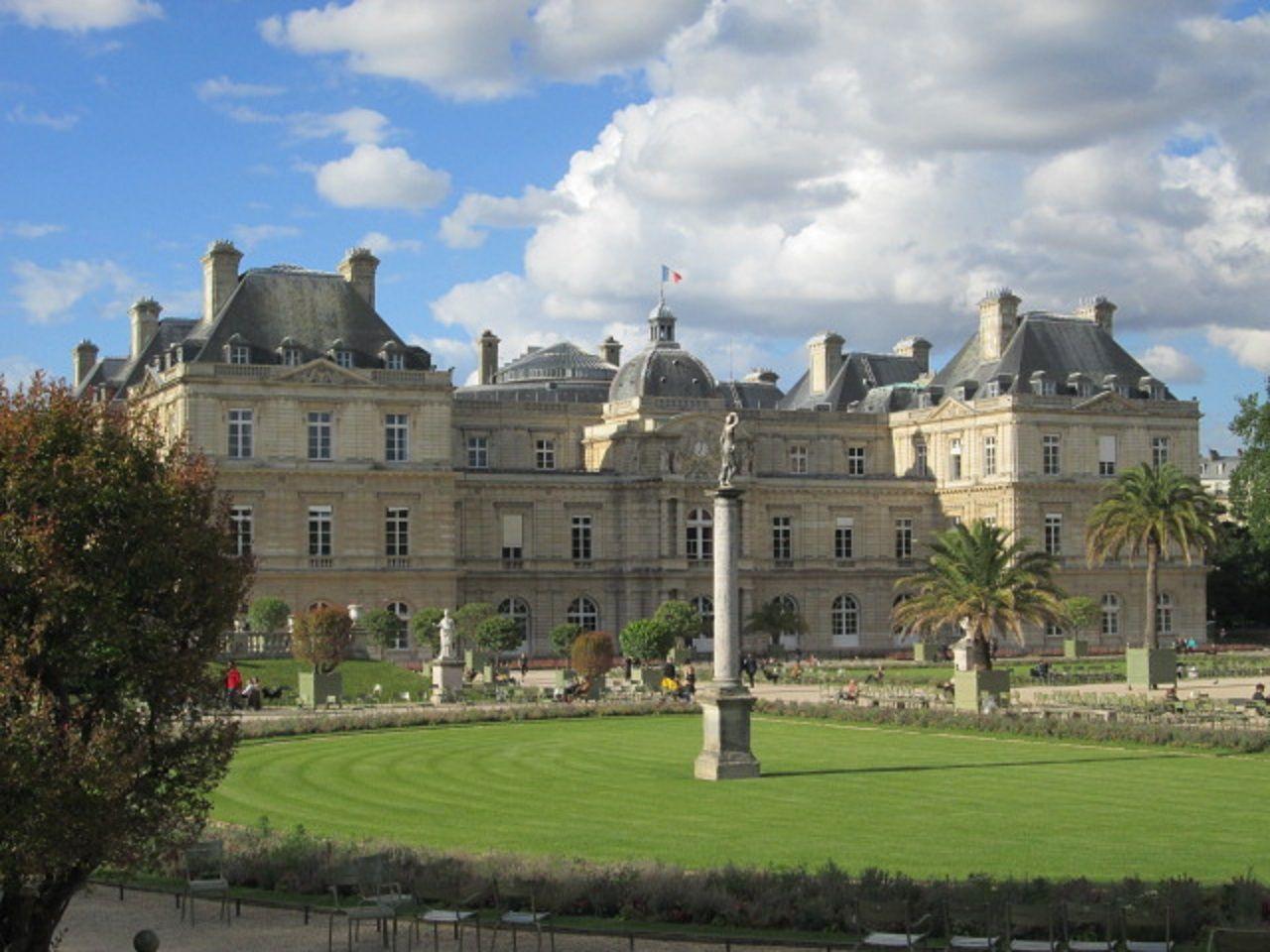 リュクサンブール宮殿の歴史