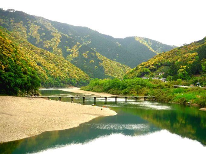 カメラ必携!四万十川の絶景スポット!