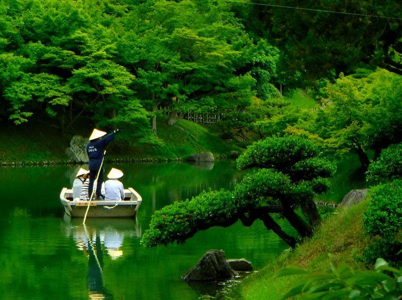 ミシュラン3つ星の大名庭園!?香川・高松の栗林公園は「一歩一景」のフォトジェニックスポット!