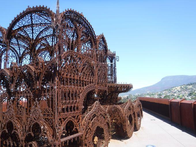 なんとも不思議な博物館「MONA」