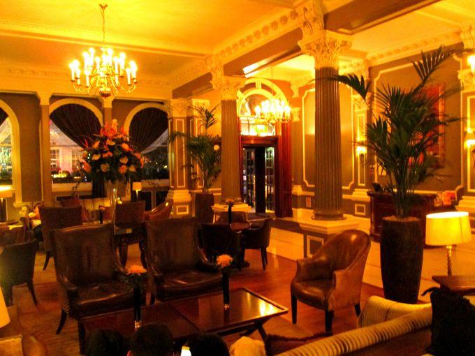 エディンバラ屈指の高級ホテルは内装もスゴい!