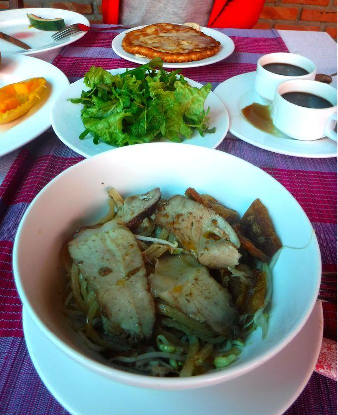 ホイアン名物料理も朝ご飯でたっぷり味わおう!