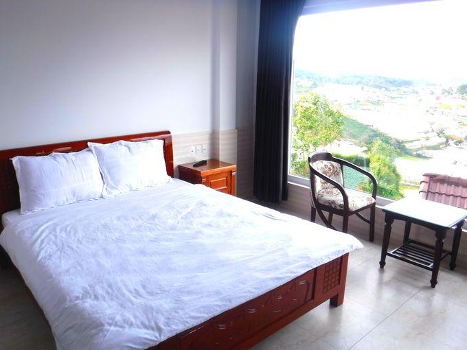 パノラマビューが自慢!「VY HOUSE」は部屋からダラットを一望できる最高のホテル!