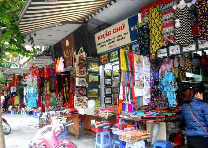 ベトナム土産ならハノイ旧市街36通りにおまかせ!