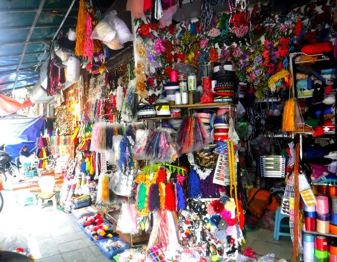 ショッピング好き集まれ!ハノイ旧市街36通りは買い物天国