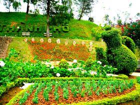 冬が旬!ベトナムの高原リゾート「ダラットフラワーガーデン」