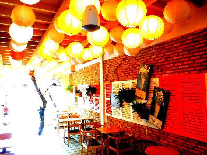 ダラット中心部の小さなおしゃれカフェ「Vy Anh」
