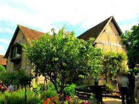 シェイクスピアの故郷!ストラトフォード・アポン・エイボンはのどかな田舎町