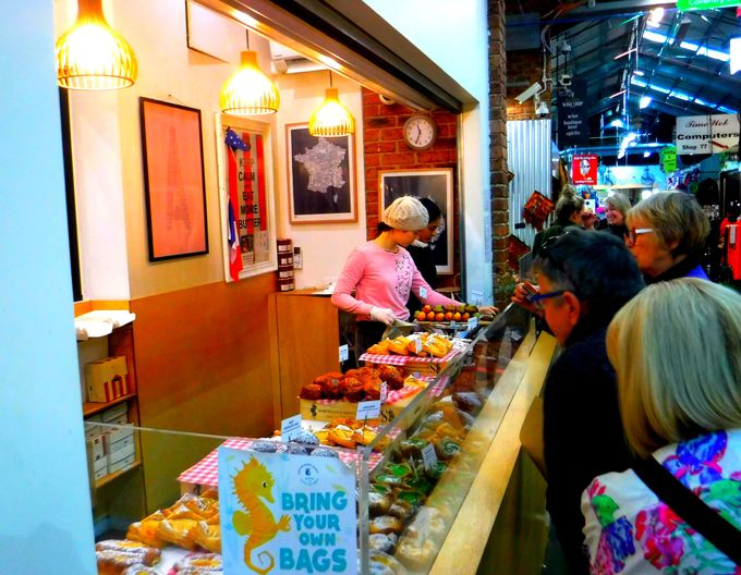 「南メルボルンマーケット」でおしゃれなメルボルングルメに舌鼓!