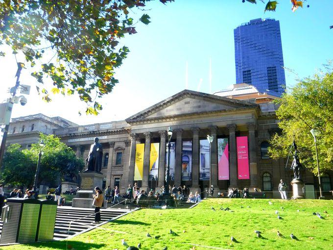 世界一美しい図書館!?ビクトリア州立図書館を訪れよう