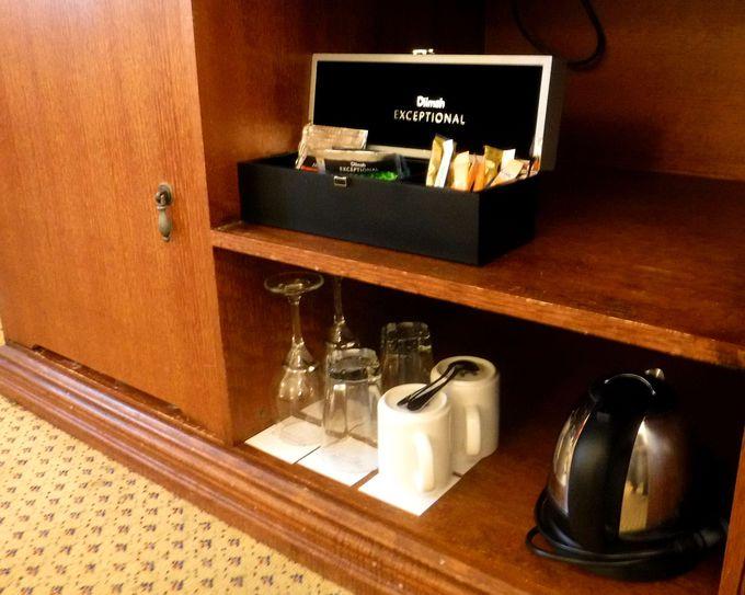 高級感漂うお部屋はリラックス度満点!「チャンセラー・オン・クリー」