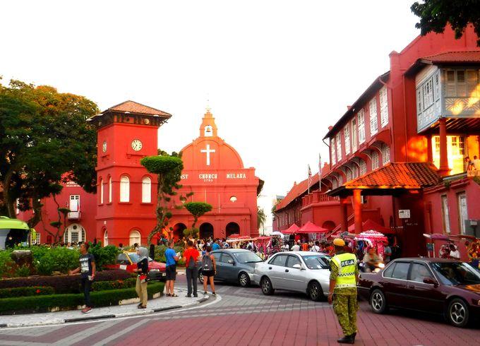 2日目:世界遺産の街マラッカへ日帰り旅行しよう!
