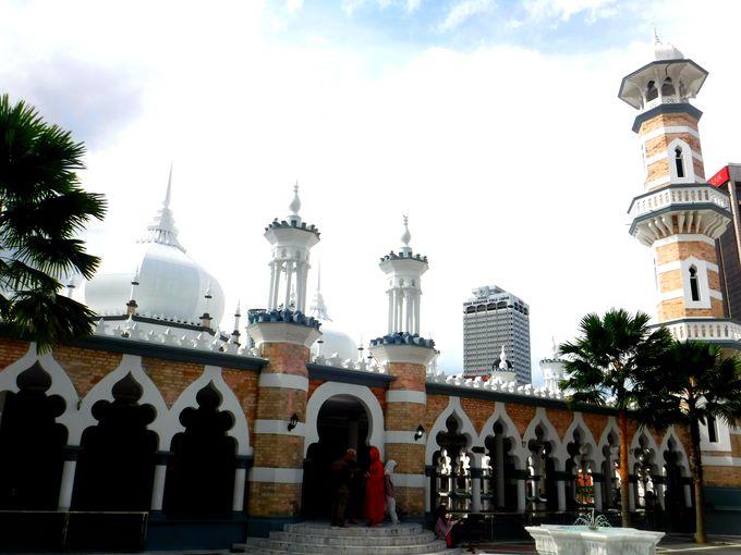 3日目午前:クアラルンプールでモスク見学とお土産探し!