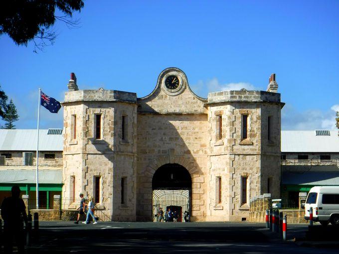 世界遺産「フリーマントル刑務所」はフリーマントルの必見スポット!