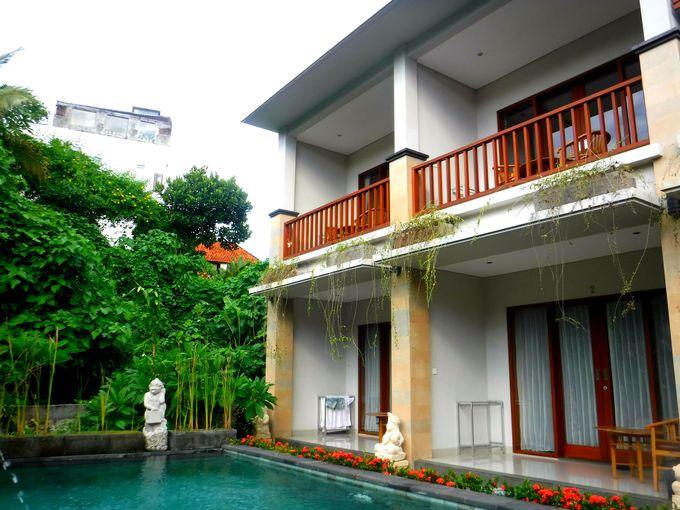 バリ島ウブドのホテル「デウィプトリハウス」で至極のステイ