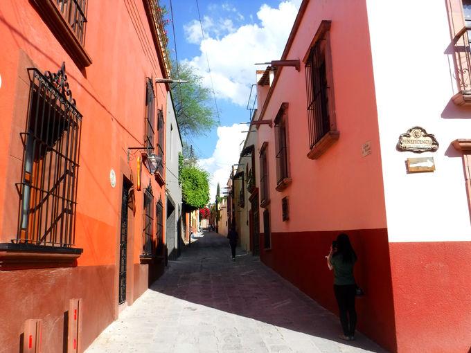 サンミゲルデアジェンデの観光はここからスタート!