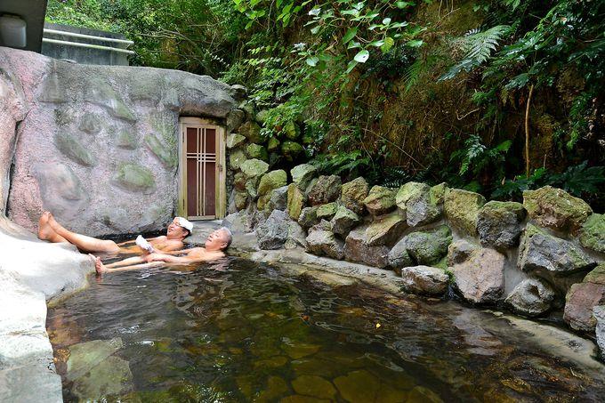 3万年前の海のエネルギーが溶け込んだ秘湯・不老山薬師温泉