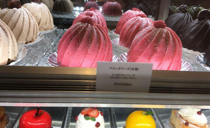 わたがし無料のポップなソフトクリーム「フジフランス」大阪京橋