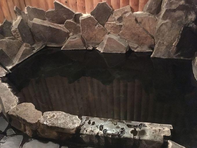 大分県一の庭師設計の露天風呂に入る!