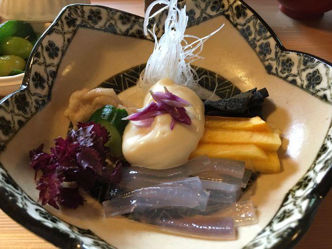 日本の究極のおもてなし 「慶月」で精進懐石料理を
