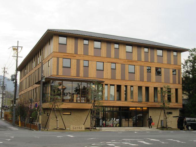 どこを切っても奈良!奈良の町屋をイメージしたホテル