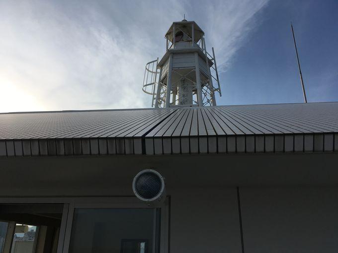 日本のホテルで唯一の公式灯台!