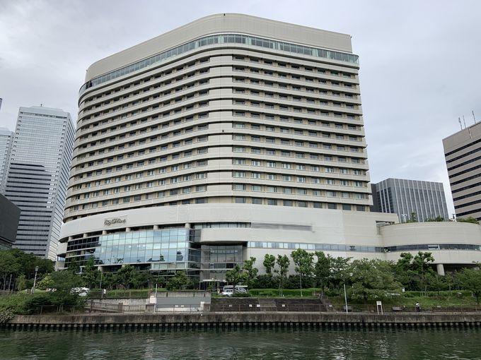 大阪城がお庭のホテルニューオータニ大阪
