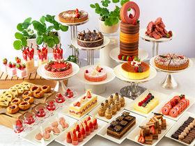 苺がもっと好きになる!「帝国ホテル 大阪」の苺とショコラの饗宴