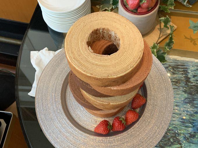 贅沢の極〜旬のフレッシュ苺3種食べ比べ