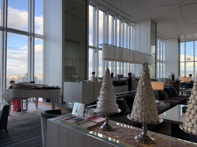 MIKIMOTO×大阪マリオット都ホテルの優雅な空間