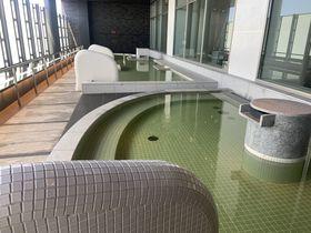 充実のホテルステイ、天然温泉で癒されて!「リーベルホテル」
