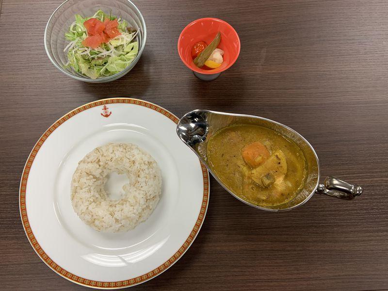 ほんまもん!「海軍割烹術参考書」の料理を舞鶴「松栄館」で食べる