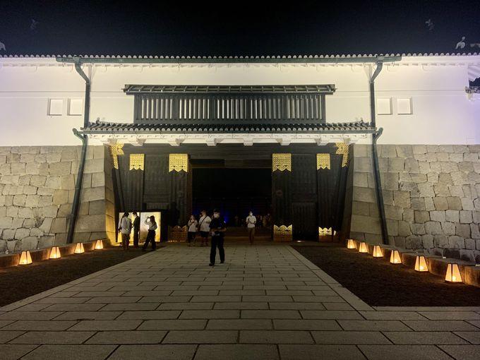 夏の夜を楽しむ「二条城×ネイキッド夏季特別ライトアップ2020」へ