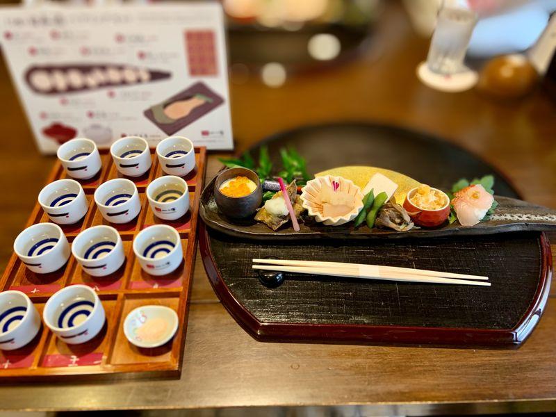 老舗の西京焼きを京都で!「京都一の傳」日本酒ペアリングも