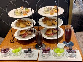 アフタヌーンティーでぶどうとスイーツ食べ放題「アゴーラ大阪」