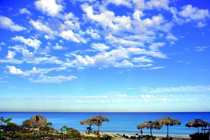 キューバ随一のリゾート!バラデロのベストシーズンは?