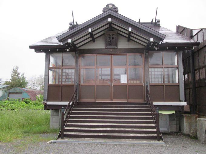幸福運めぐりのラストは三吉神社