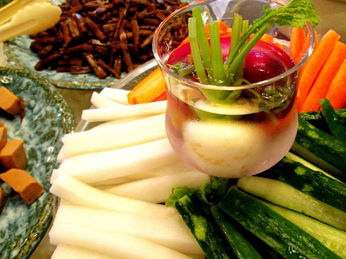 北海道空知エリアの野菜が旨い!野菜尽くしのランチビュッフェ
