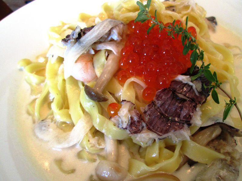 北海道食材たっぷり!ホテル「ノイシュロス小樽」のランチコース
