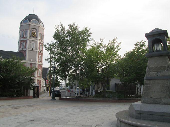 小樽観光で迷ったらここへ「メルヘン交差点」