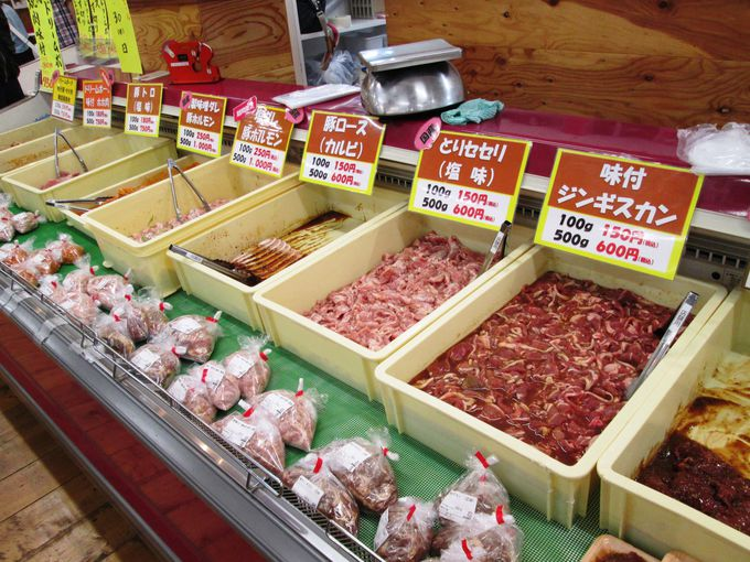 やっぱり食べたい!北海道のソールフード「ジンギスカン」も!