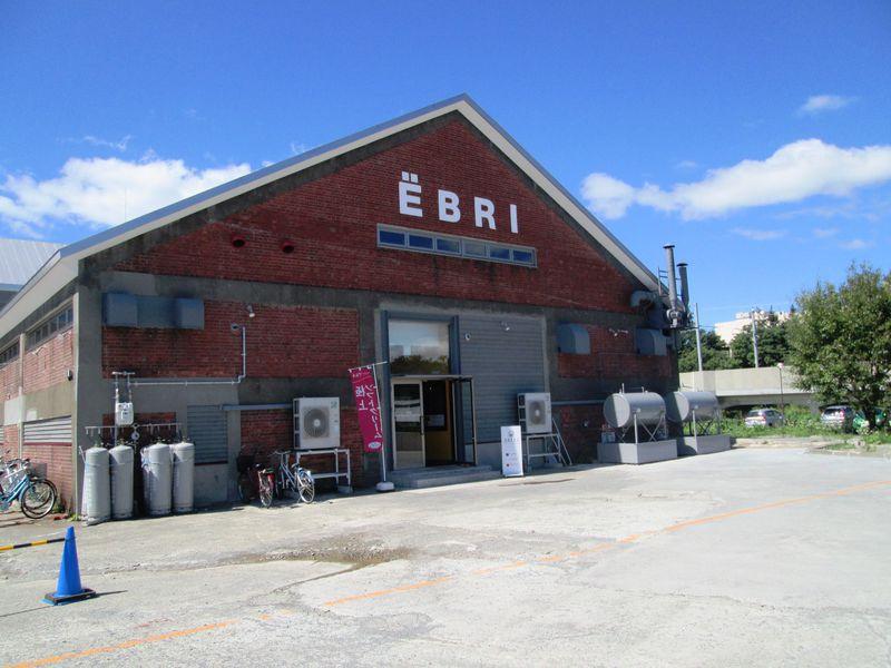 北海道江別市「EBRI(エブリ)」は赤レンガが美しい新スポット!